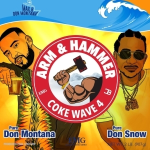 Coke Wave 4 BY French Montana X Max B